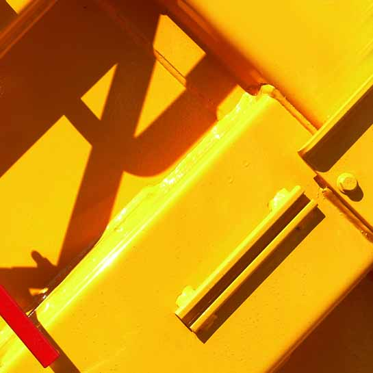 Yellow Composition 3