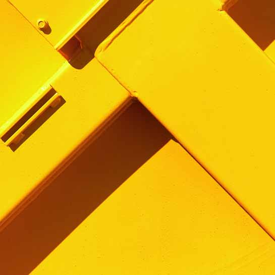 Yellow Composition 7